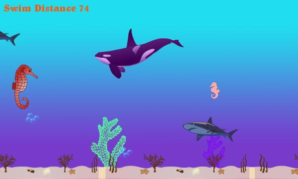 Seahorse Splash FREE apk screenshot