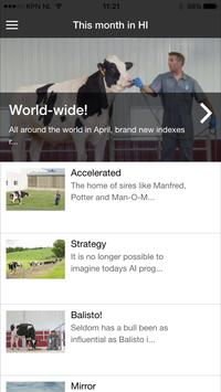 Holstein International apk screenshot