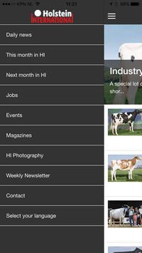 Holstein International poster