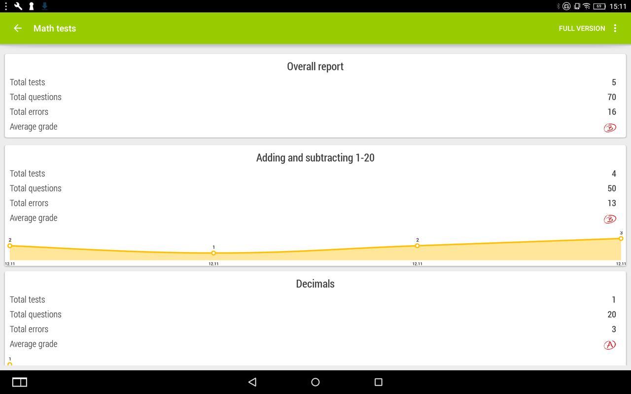 Mathematik Übungen APK-Download - Kostenlos Lernen APP für Android ...
