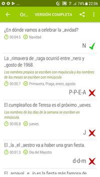 Ortografía Española screenshot 4