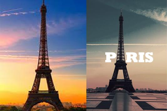 Eiffel Paris Wallpaper Phone Poster