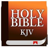Bible KJV Free audio icon