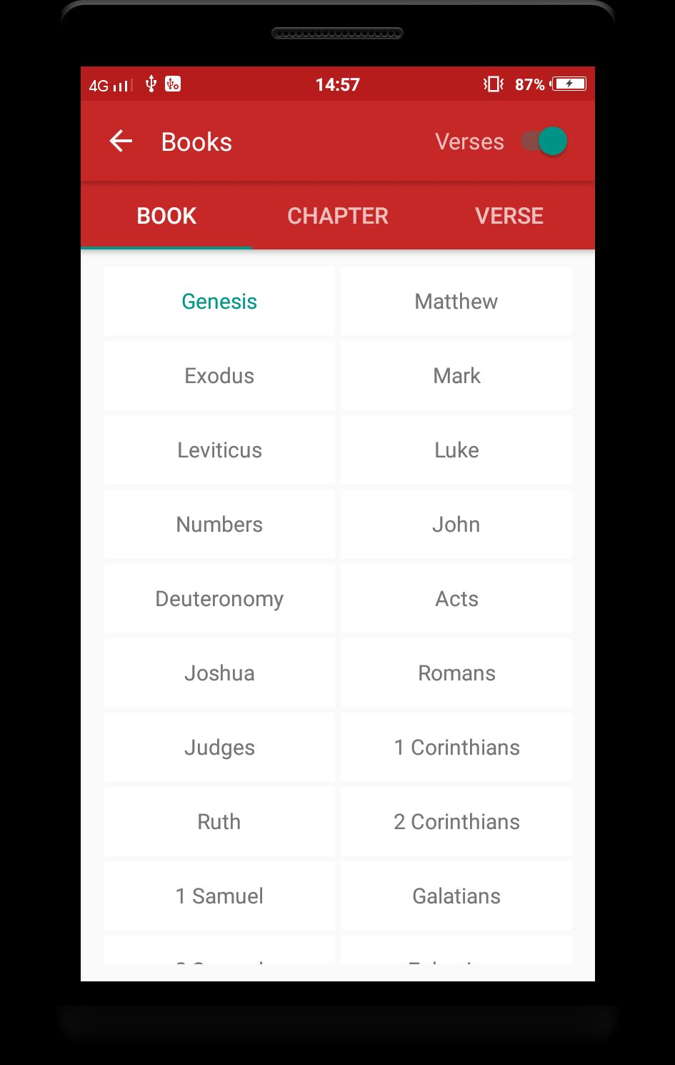 Multi Version Bible For Android Apk Download