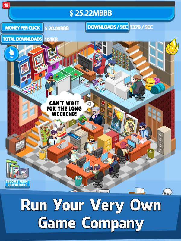 game dev tycoon android
