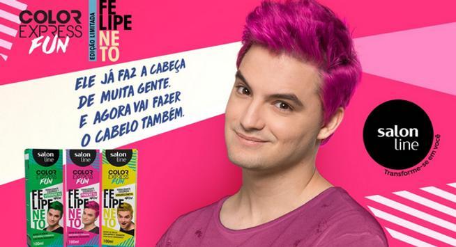 Felipe Neto Chega! screenshot 2