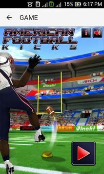Kick Football America 포스터