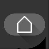 Multi-action Home Button icon