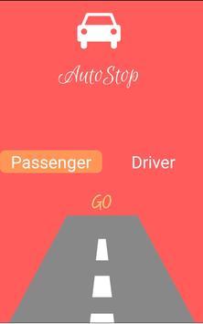 Autostop poster
