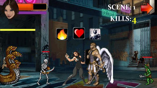 Shade-Ninja Girl screenshot 1