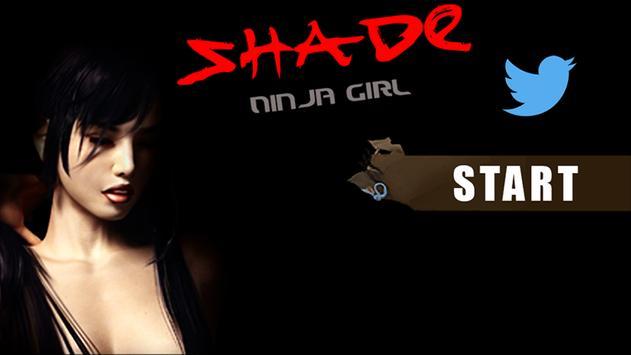 Shade-Ninja Girl screenshot 4