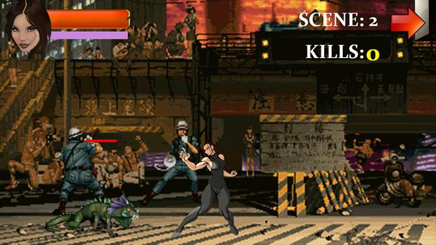 Shade-Ninja Girl screenshot 6