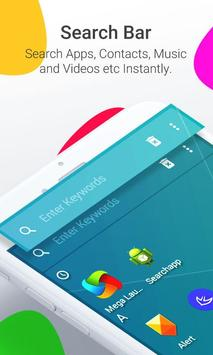 Mega Launcher : Home Screen apk screenshot