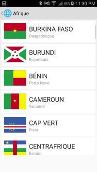 Countries of the world screenshot 3