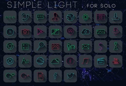 Simple Light Theme apk screenshot