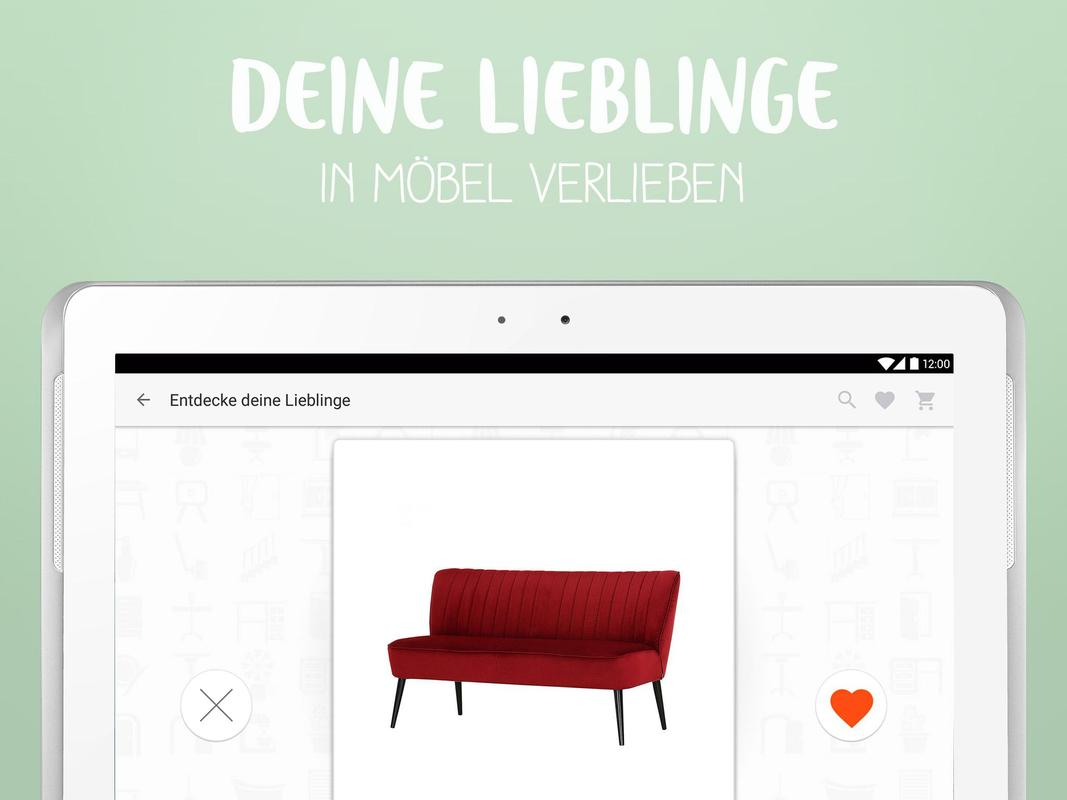 Home24 - Möbel & Wohnideen APK Download - Free Shopping APP for ...