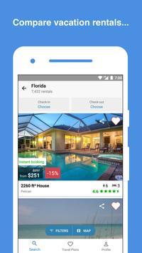 HomeToGo: Holiday Lettings & Apartments apk screenshot
