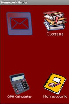 Homework Helper poster