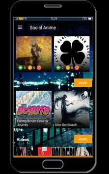 Social Anime screenshot 10