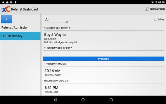 MatrixCare ReferralConnect Mobile App screenshot 11