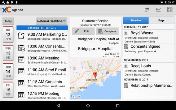 MatrixCare ReferralConnect Mobile App screenshot 9