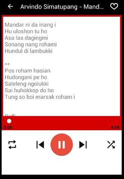 Batak Song screenshot 1