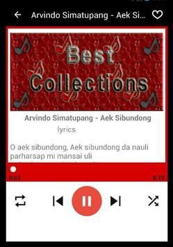 Batak Song screenshot 7