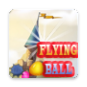 Flying Ball Game icon