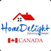 HomeDelight Canada icon