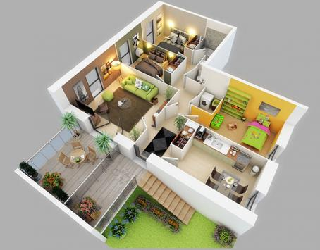 3d home design apk screenshot - Download 3d Home Design