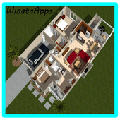 3d Home Designs icon
