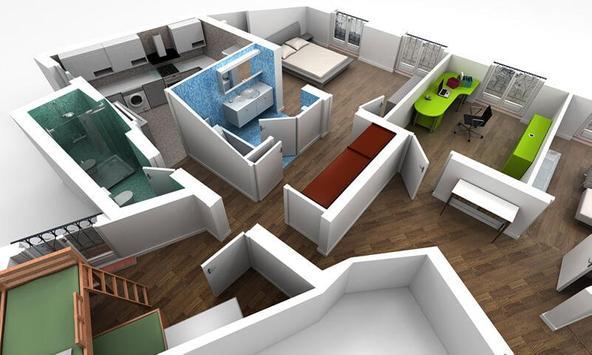 3D Home Design Layouts screenshot 1