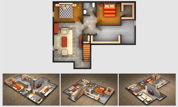 3D Home Design Layouts screenshot 2