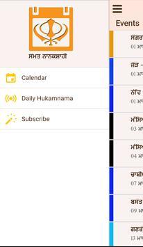 Nanakshahi Calendar Sanmat 550 (2018 - 2019) screenshot 6
