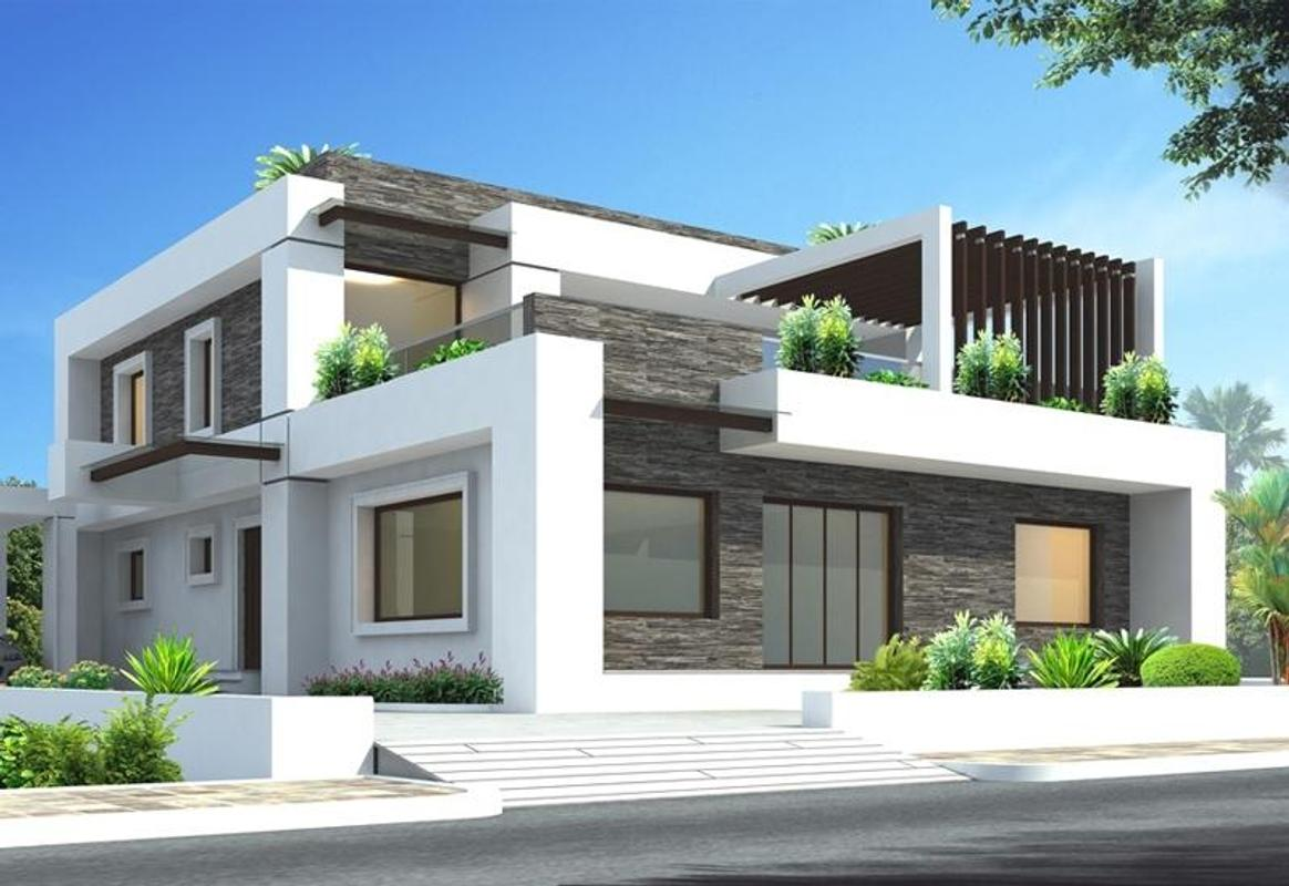 3D Home Exterior Design for Android - APK Download