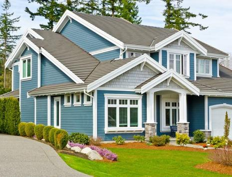 home exterior painting designs screenshot 1