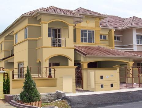 home exterior painting designs screenshot 4