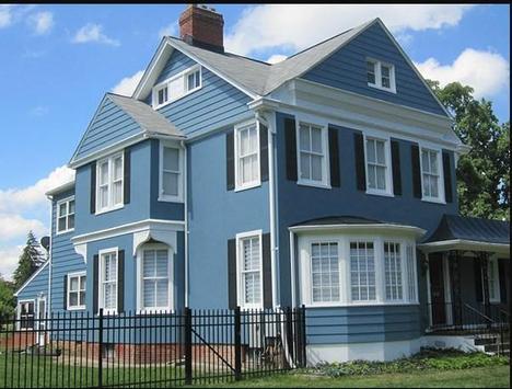home exterior painting designs screenshot 5