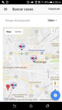 Home Finder MX screenshot 1