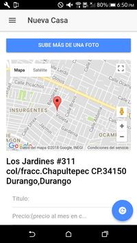 Home Finder MX screenshot 2