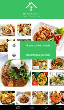 Homefoodie apk screenshot