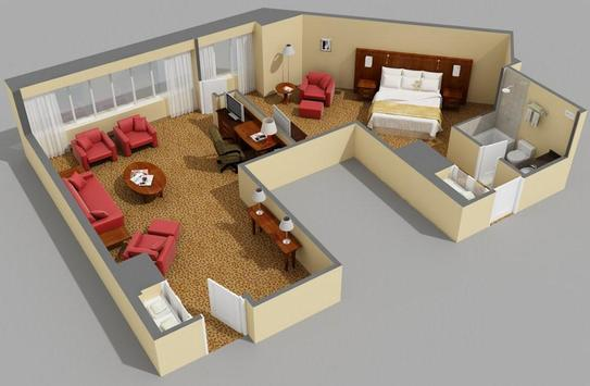 3D Home Floor apk screenshot