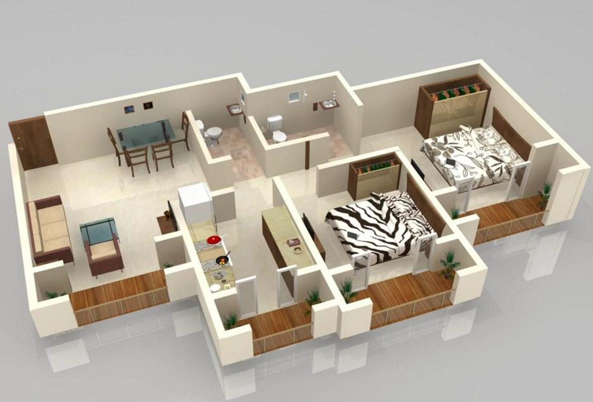 Planta baixa casa 3d para android apk baixar for Home design 3d gratis italiano
