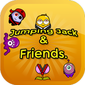 Jumping Jack & Friends icon