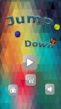 Jump Down apk screenshot