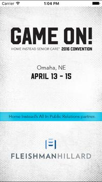 Convention 2016 poster