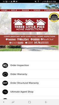 TLP Home Inspections poster