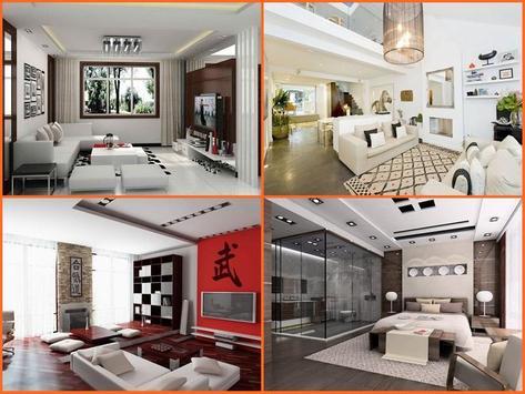 Home Interior Design Ideas poster