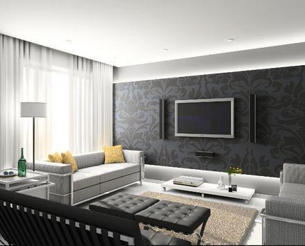 home interior ideas poster