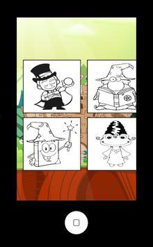 Fantastic Magic Coloring Book Apk Screenshot